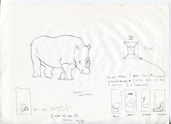 rhino frames